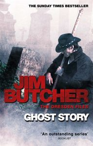[Dresden Files: Book 13: Ghost Story (Product Image)]