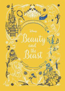 [Disney Animated Classics: Beauty & The Beast (Hardcover) (Product Image)]