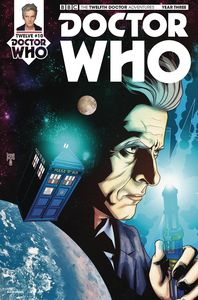 [Doctor Who: 12th Doctor: Year Three #11 (Cover A Shedd) (Product Image)]