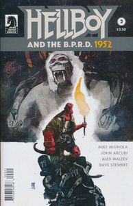 [Hellboy & The B.P.R.D. #2 1952 (Product Image)]