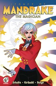 [Legacy Of Mandrake: The Magician: Volume 1 (Product Image)]