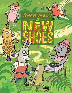 [New Shoes (Hardcover) (Product Image)]