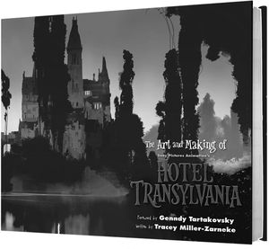 [The Art And Making Of Hotel Transylvania (Limited Edition Hardcover) (Product Image)]