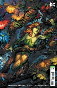 [Harley Quinn & Poison Ivy #3 (Poison Ivy Variant Edition) (Product Image)]