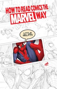 [How To Read Comics The Marvel Way #2 (Product Image)]