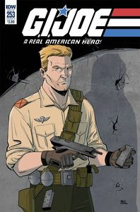 [GI Joe: A Real American Hero #253 (Cover A Shearer) (Product Image)]