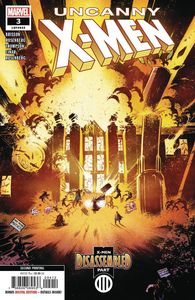 [Uncanny X-Men #3 (2nd Printing Cinar Variant) (Product Image)]