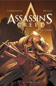 [Assassin's Creed: El Cakr: Volume 5 (Hardcover) (Product Image)]