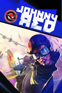 [Johnny Red #3 (Ronald Subscription Cover) (Product Image)]
