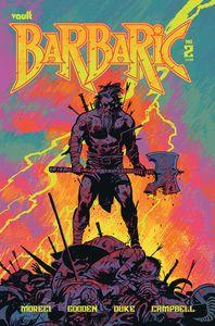 [Barbaric #2 (Cover B Hixson) (Product Image)]
