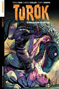 [Turok: Dinosaur Hunter: Volume 1: Conquest (Product Image)]