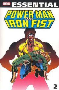 [Essential Power Man & Iron Fist: Volume 2 (Product Image)]