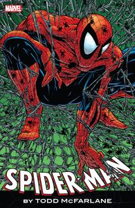 [Spider-Man By Todd Mcfarlane: Complete Collection (Product Image)]