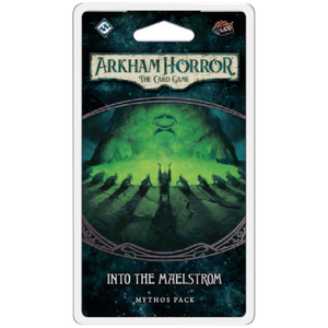 [Arkham Horror: The Card Game: Into The Maelstrom (Mythos Pack) (Product Image)]