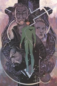 [Dune: House Atreides #1 (2nd Printing Cagel Variant) (Product Image)]