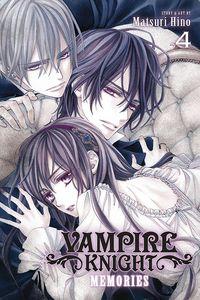 [Vampire Knight: Memories: Volume 4 (Product Image)]