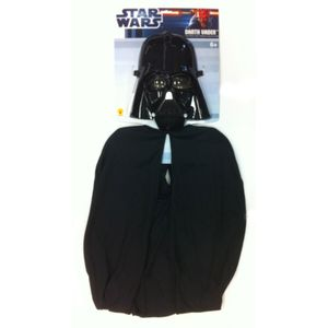 [Star Wars: Darth Vader Mask & Cloak Set (Product Image)]