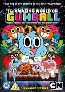 [Amazing World Of Gumball: Season 1 (Product Image)]