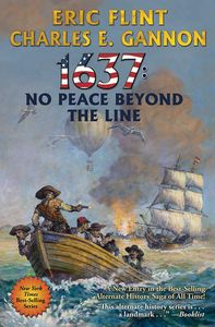 [Ring of Fire: Book 29: 1637: No Peace Beyond The Line (Product Image)]