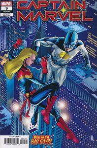 [Captain Marvel #9 (JG Jones Bobg Variant) (Product Image)]