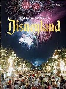 [Walt Disney's Disneyland (Hardcover) (Product Image)]