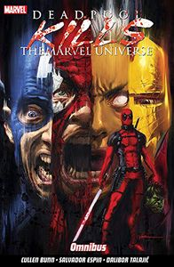 [Deadpool Kills The Marvel Universe: Omnibus (Product Image)]