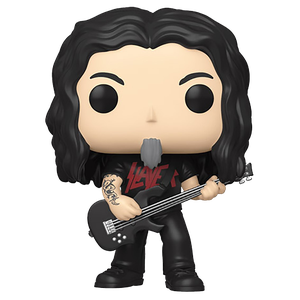 [Slayer: Pop! Vinyl Figure: Tom Araya (Product Image)]