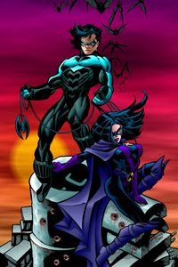 [Nightwing: Volume 4: Love & Bullets (Product Image)]