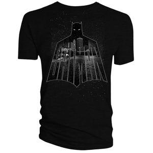 [Batman: T-Shirt: Cityscape Logo (Product Image)]