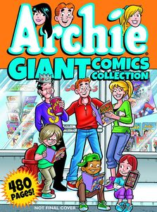 [Archie: Giant Comics Collection (Product Image)]