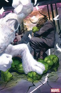 [Immortal Hulk #33 (Alex Ross Virgin Variant) (Product Image)]