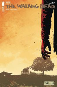 [Walking Dead #193 (2nd Printing) (Product Image)]