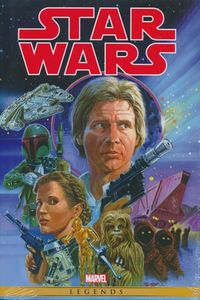 [Star Wars: The Complete Marvel Years Omnibus: Volume 3 (Hardcover - DM Edition) (Product Image)]