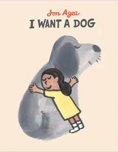 [I Want A Dog (Signed Edition Hardcover) (Product Image)]