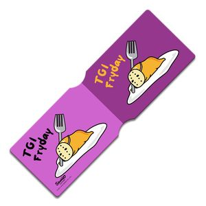 [Gudetama: Travel Pass Holder: TGI Fryday (Product Image)]