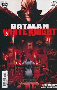[Batman: White Knight #2 (2nd Printing) (Product Image)]