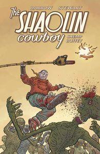 [The Shaolin Cowboy: Shemp Buffet (Product Image)]