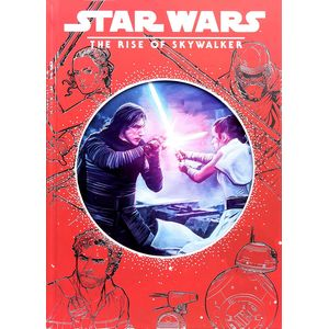 [Star Wars: The Rise Of Skywalker (Disney Die-Cut Classics Hardcover) (Product Image)]