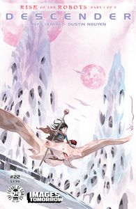 [Descender #22 (Images Of Tomorrow Variant) (Product Image)]