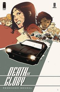 [Death Or Glory #8 (Cover A Bengal) (Product Image)]