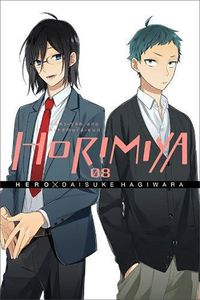[Horimiya: Volume 8 (Product Image)]