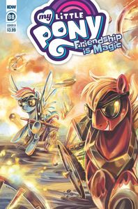 [My Little Pony: Friendship Is Magic #88 (Cover B Richard) (Product Image)]