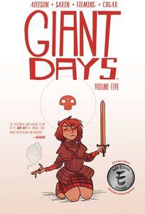 [Giant Days: Volume 5 (Product Image)]