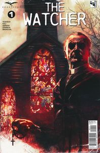 [Watcher #1 (Cover A Mastrazzo) (Product Image)]