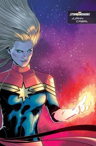 [Captain Marvel #25 (Cabel Stormbreakers Variant) (Product Image)]