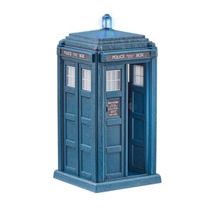 [Doctor Who: Electronic TARDIS: 13th Doctor (Product Image)]