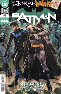 [Batman #99 (Joker War) (Product Image)]