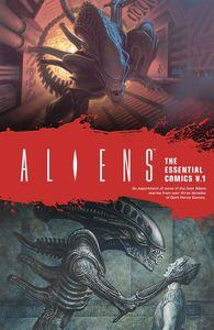 [Aliens: The Essential Comics: Volume 1 (Product Image)]