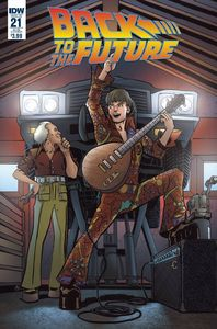 [Back To The Future #21 (Subscription Variant) (Product Image)]