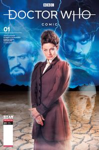 [Doctor Who: Missy #1 (Cover B Photo) (Product Image)]